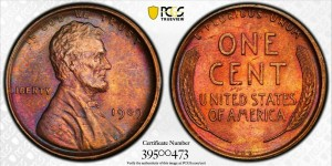 1909 VDB Lincoln Cent